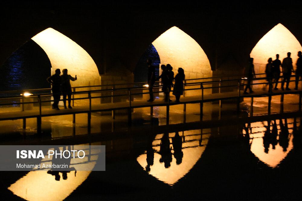 زنده شدن دوباره «زاینده رود» در اصفهان / عکس