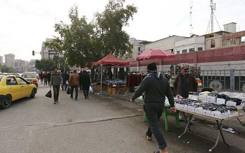 انفجار در بازار بغداد 20 کشته و 45 زخمی برجای گذاشت