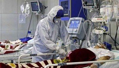 حال ۳۱۲ بیمار کرونایی در فارس وخیم است