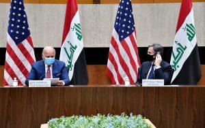 انتشار محورهای راهبردی توافق آمریکا و عراق