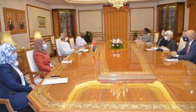 گفتگوی آمریکا و عمان درباره مسائل منطقه