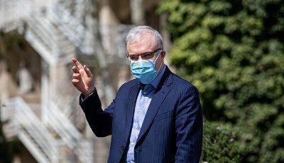وزیر بهداشت: از فردا روزانه ۴۰۰هزار دوز واکسن تزریق می شود
