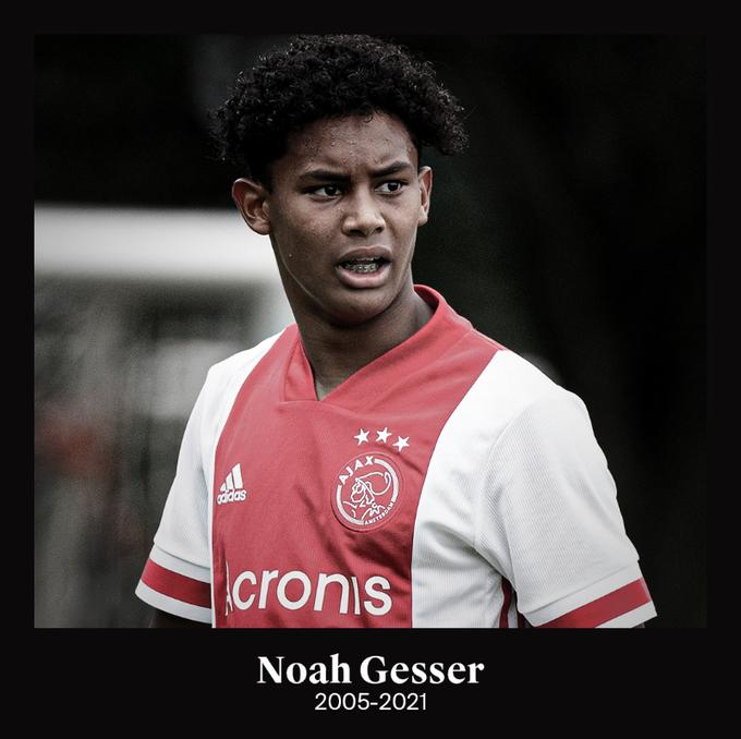 بازیکن 16 ساله فوتبال درگذشت