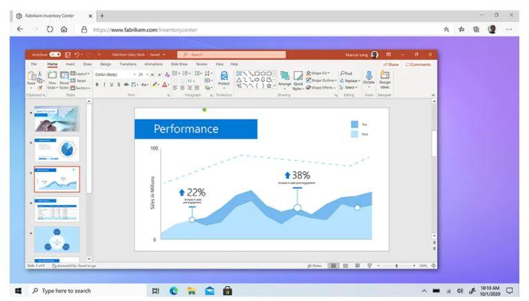 سرویس ابری ویندوز 365 مایکروسافت معرفی شد