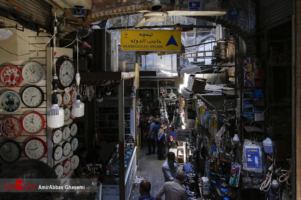 بازار تهران باز است!