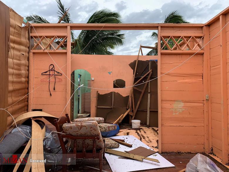 طوفان گرمسیری اِلسا