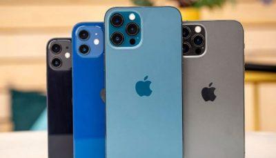 اپل و افزایش فروش آیفون نسبت به سال گذشته