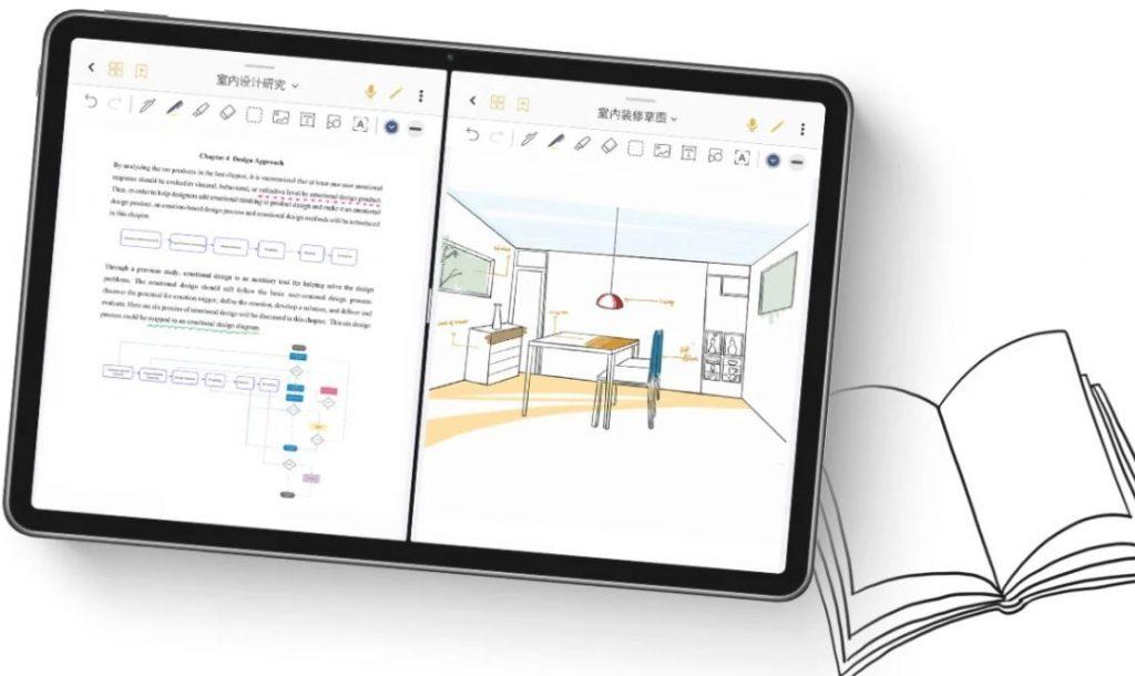 هوآوی و معرفی تبلت پرچمدار MatePad 11