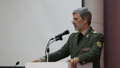 وزیر دفاع: باید بر روی مساجد تمرکز کنیم