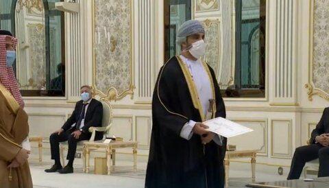عربستان و عمان خواهان تقویت روابط تجاری هستند