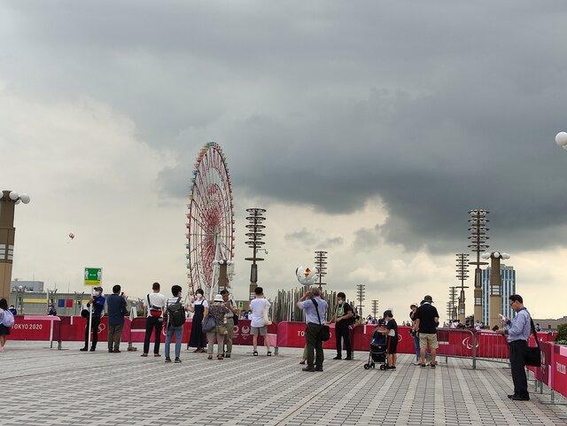 مشعل المپیک توکیو را کجا بردند؟ / تصاویر