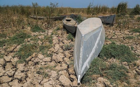 7عاملی که باعث شده خوزستان دچار بحران کم آبی شود