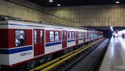 اصلاح برنامه زمانی قطارهای مترو تهران