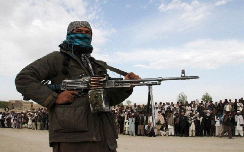 مرز افغانستان با چین در تصرف طالبان