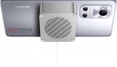 اولین گوشی با شارژر بی سیم مغناطیسی معرفی شد