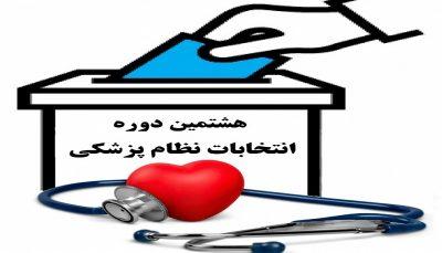 رای گیری هشتمین دوره انتخابات سازمان نظام پزشکی به پایان رسید