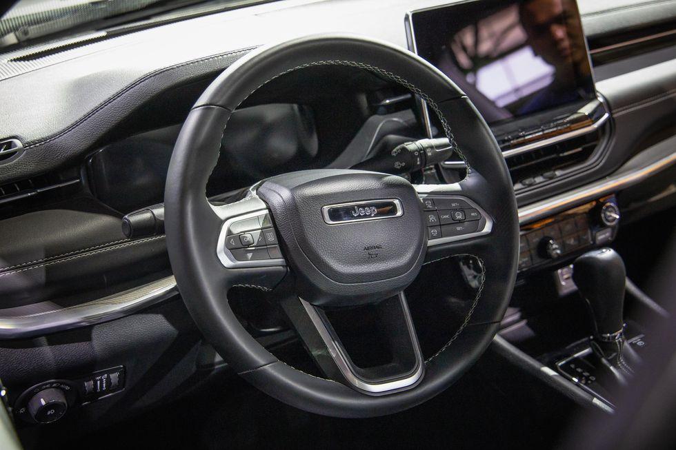 جیپ Compass 2022 با مشخصات جدید معرفی شد