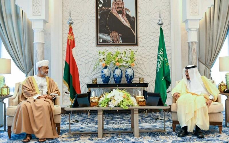 عربستان و عمان بر تعامل جدی بر پرونده هسته ای و موشکی ایران تاکید کردند