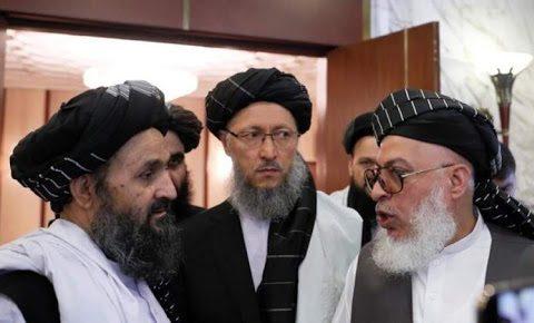 طالبان برای مذاکره به روسیه رفتند