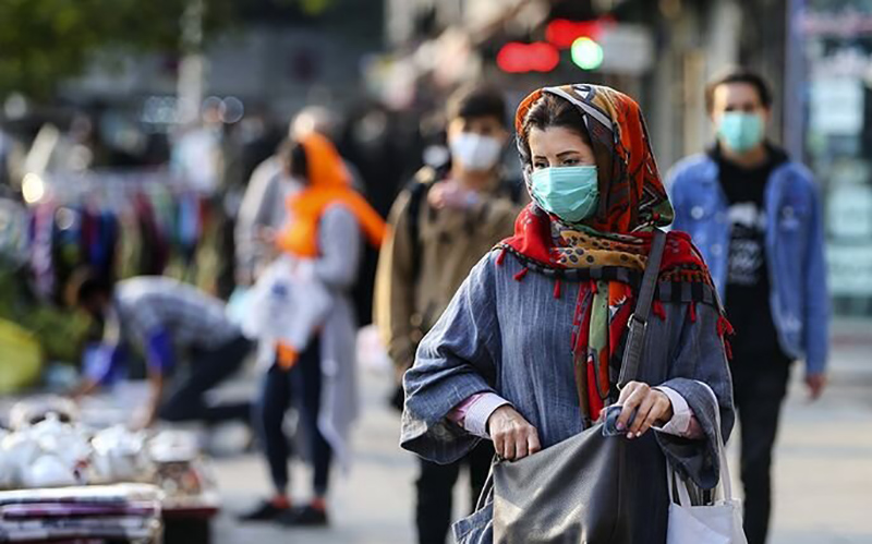 آخرین رنگبندی کرونا در ایران