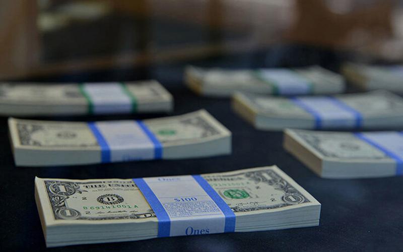 آخرین نرخ دلار و یورو در صرافی ملی