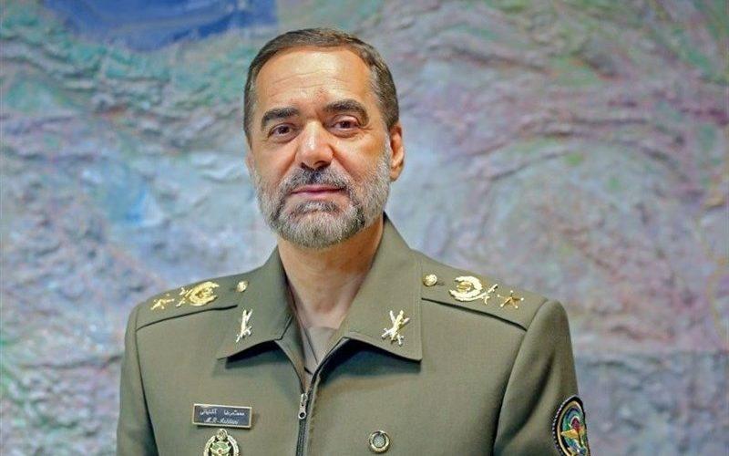 امیر سرتیپ آشتیانی از اعتماد مجلس قدردانی کرد