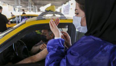 پروانه کار رانندگانی که واکسن کرونا تزریق نکنند، تمدید نمیشود