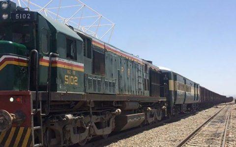 از سرگیری حرکت قطارها بین ایران و پاکستان