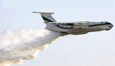 اعزام یک هواپیمای ایلوشین و دو بالگرد هوافضای سپاه برای کمک به اطفاء حریق در ترکیه