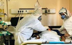 افزایش بیماران بدحال کرونایی با تست منفی