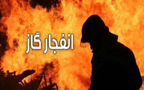 انفجار گاز شهری در مرند