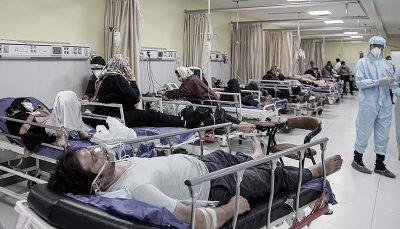 بحران در یکی از بزرگترین بیمارستانهای تهران