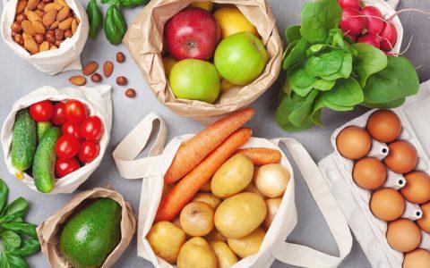 بخور نخورهای تغذیهای مردان پس از ۴۰ سالگی