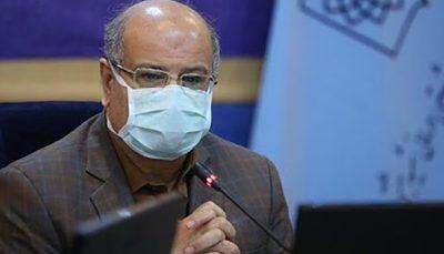 بستری ۹۶۲۰ بیمار کرونایی در بیمارستانهای تهران