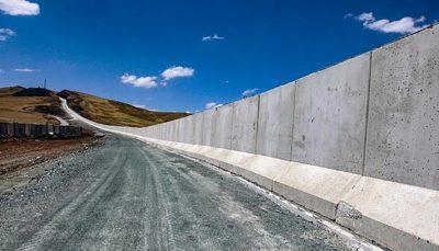تأکید اردوغان بر ادامه ساخت دیوار مرزی با ایران