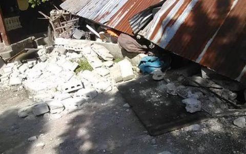 تلفات زلزله هائیتی به مرز ۲۰۰۰ نفر رسید