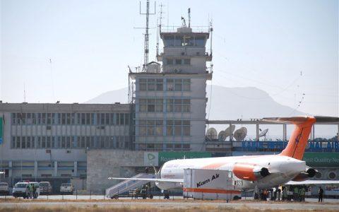 تیراندازی در فرودگاه کابل ۴ کشته و زخمی بهجا گذاشت