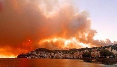 جنگلهای ترکیه باز هم آتش گرفت
