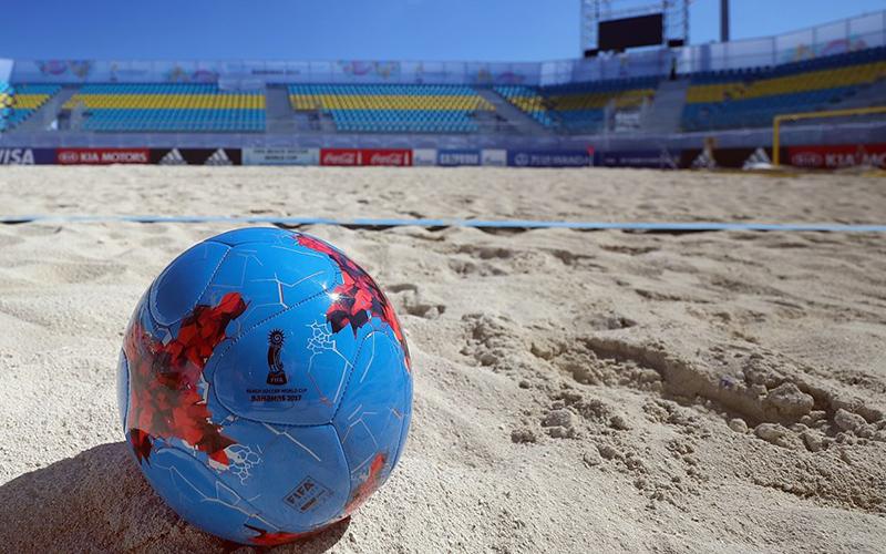حذف برزیل و اسپانیا از جام جهانی فوتبال ساحلی