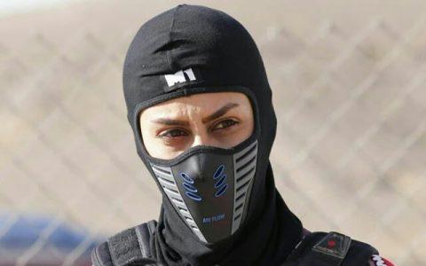 حضور بانوی ایرانی در مسابقات جهانی موتورکراس