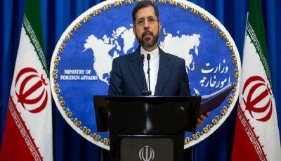 خطیبزاده: با تمامی طرفها در افغانستان در تماسیم