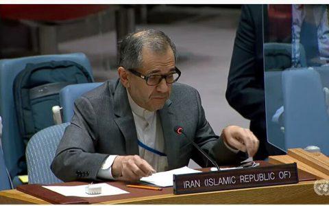 درخواست ایران از شورای امنیت درباره ماجراجویی اسرائیل در منطقه