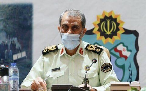 درخواست ناجا برای قصاص عامل شهادت سرباز وظیفه در محل جنایت