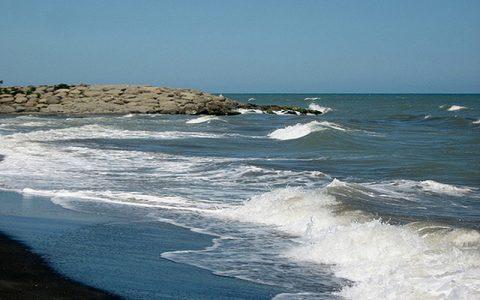 دریای خزر در محاصره انواع آلودگیها