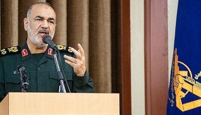 دستور سردار سلامی به فرماندهان سپاه درباره کرونا