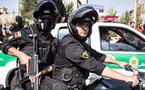 دستگیری شرور مسلح در نظام آباد