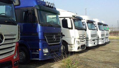 دلال بازی دولتی ها در روند ترخیص کامیون های دست دوم