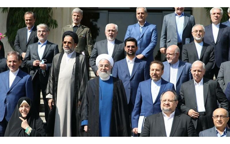 روحانی در آخرین سخنرانی اش به عنوان رئیس جمهور