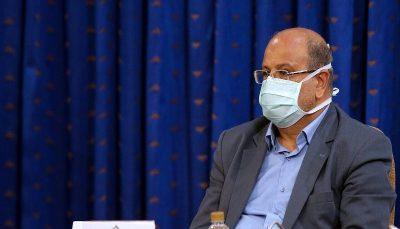 زالی: ظرفیت واکسن کرونا پنج روز دیگر تمام می شود