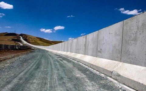 ساخت دیوارهای مرزی